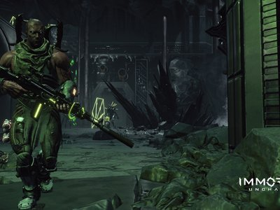 Immortal: Unchained: tenemos primer vídeo con gameplay. Y ya es posible apuntarse a su alfa en PC