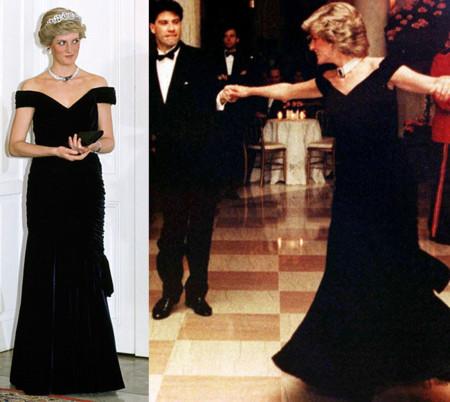 Modelos de vestidos de la princesa diana