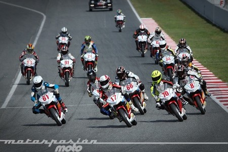 Copa Honda CBR250R