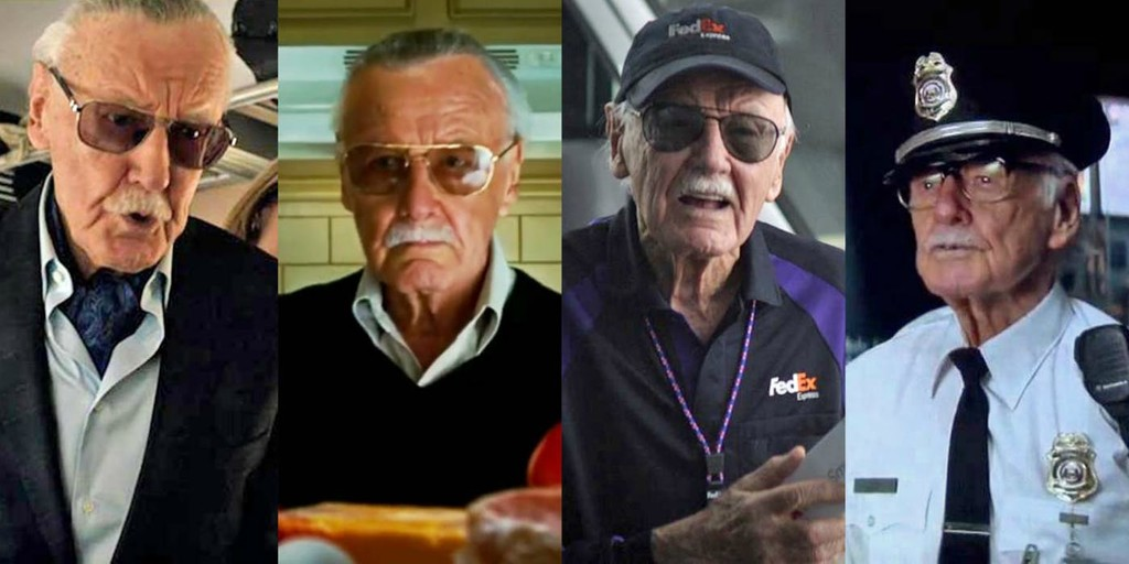 Excelsior! So have been the great cameos of Stan Lee in the film and television