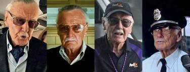 ¡Excelsior! Así han sido los geniales cameos de Stan Lee en el cine y la televisión