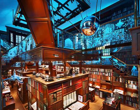 Walker Library Minneapolis Minnesota Usa1