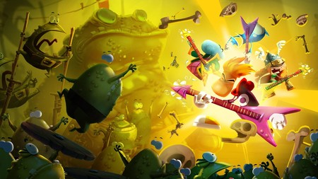 Rayman Legends se puede descargar gratis durante unos días en Uplay