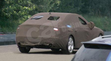 Audi A7 fotos espia