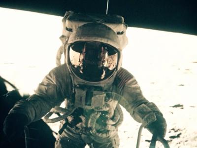 Lunar, un corto que nos enseña la llegada del hombre a la luna en 8.400 fotografías