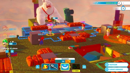 Mario Rabbids Kingdom Battle Analisis 06