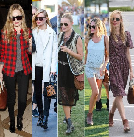 Kate Bosworth top street style 2013