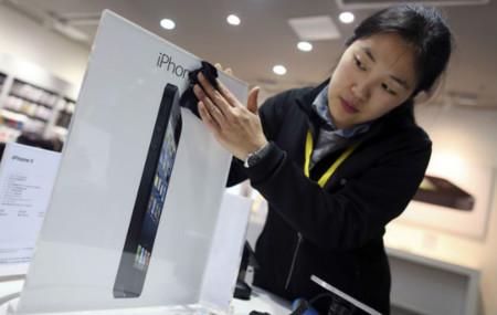 iPhone se hace fuerte en China: 7% de cuota de mercado antes de vender con China Mobile