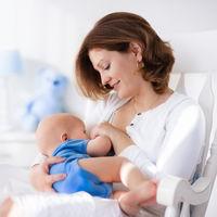 Una terapia de relajación especial para la lactancia podría ayudar a las mamás que amamantan a producir más leche