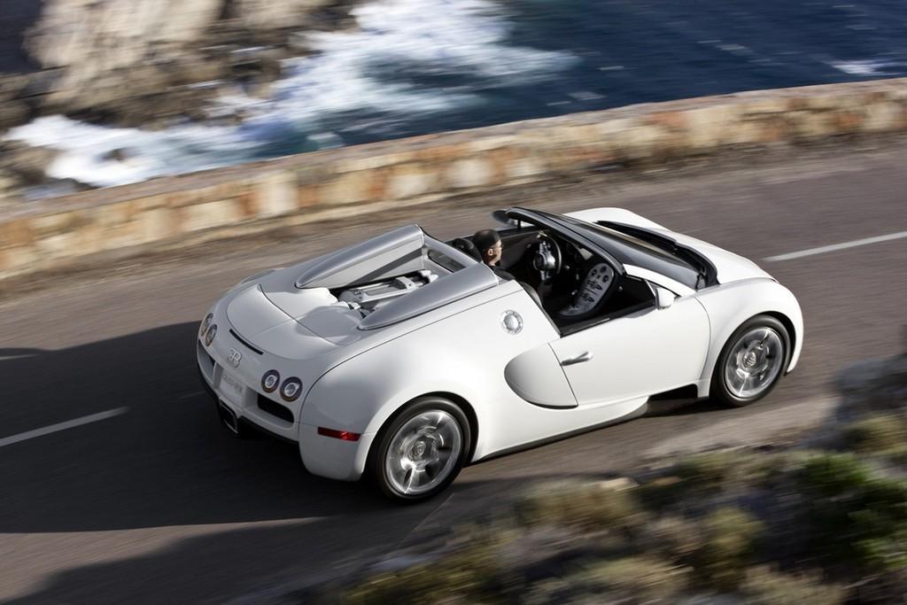 Foto de Bugatti Veyron Grand Sport (12/29)