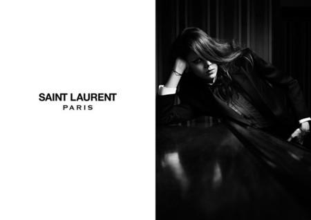 Natalie Westling Saint Laurent Primavera-Verano 2014