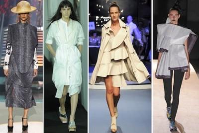 Acne, Commes des Garçons, Haider Ackermann, Jean Paul Gaultier, Viktor & Rolf y Vivienne Westwood Primavera-Verano 2014