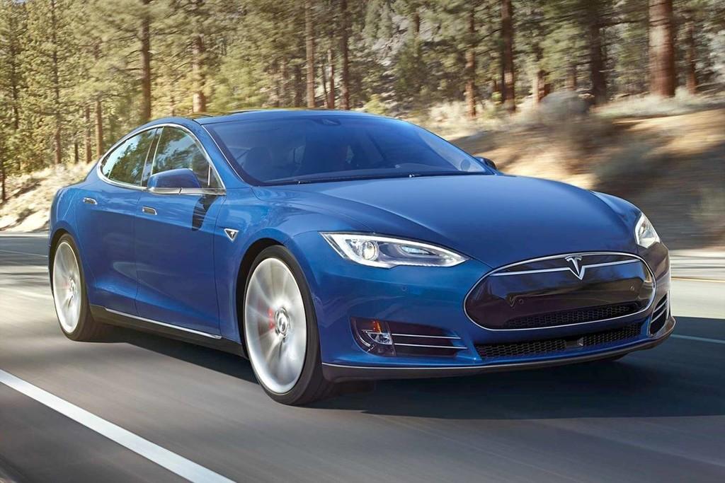 Tesla Model S 2012 2016
