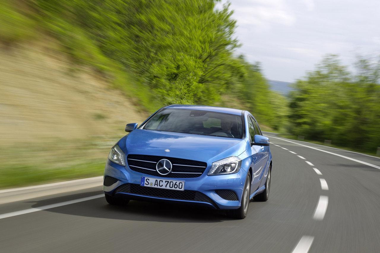 Foto de Mercedes-Benz Clase A 2012 (6/67)
