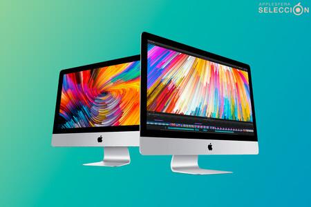 En Amazon está el imponente iMac 5K por 200 euros menos: pantalla con altísima resolución para diseño y potente procesador i7
