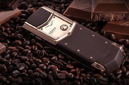 ¿Amantes del chocolate? El nuevo Vertu te va a parecer delicioso