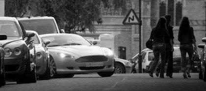 Los coches de las calles de Londres