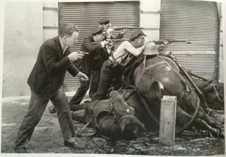 Barricada Barcelona 19julio1935 Foto Agusti Centelles 2