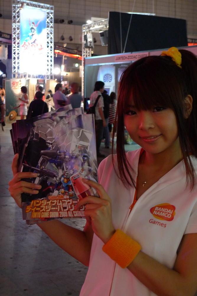 Foto de Chicas del Tokyo Game Show 2009 (21/28)