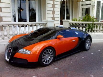 Bugatti Veyron Sultan Brunei