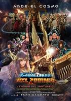 'Caballeros del Zodiaco: La leyenda del Santuario' llegará a los cines españoles el 6 de marzo