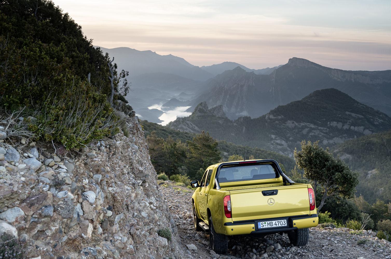 Foto de Mercedes-Benz Clase X Progressive (6/43)