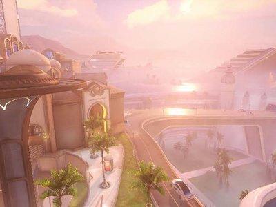 El mapa Oasis llega a Overwatch en su nueva actualización