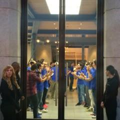 Foto 4 de 10 de la galería lanzamiento-iphone-6-puerta-del-sol en Applesfera
