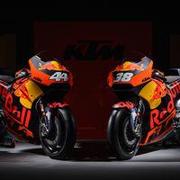 Aquí tienes 83 fotos de las KTM de MotoGP, tu nueva decoración favorita