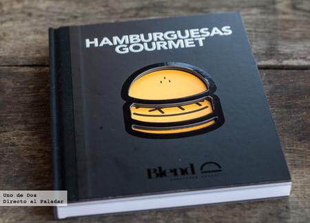 Hamburguesas Gourmet, de Blend. Libro de recetas
