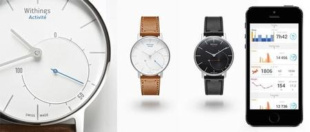 Activité Watch Reloj