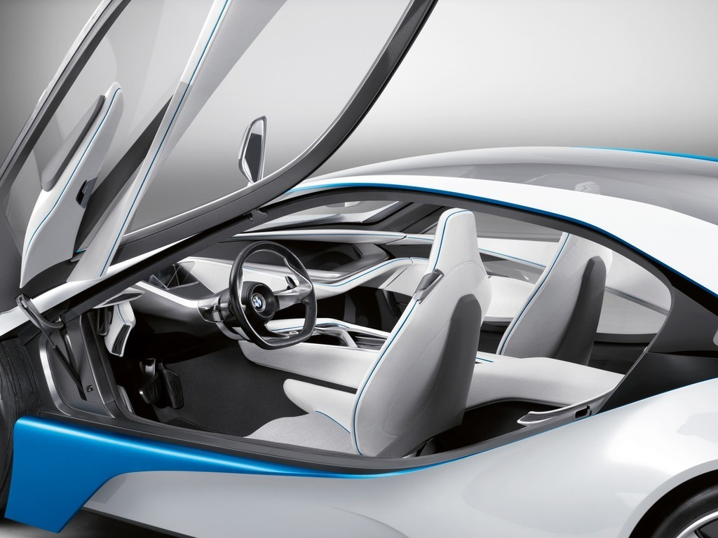 Foto de BMW Vision EfficientDynamics 2009 (47/92)