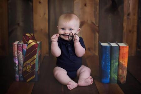 Bebé Harry Potter