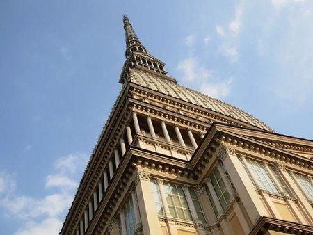 Italia: Mole Antonelliana y Museo Nacional del Cine de Turín