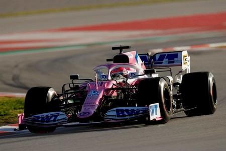 Sergio Perez Formula 1 2020