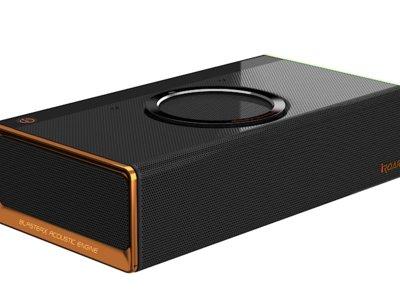 Creative presenta iRoar, su nuevo altavoz Bluetooth  con lo último en procesamiento de audio