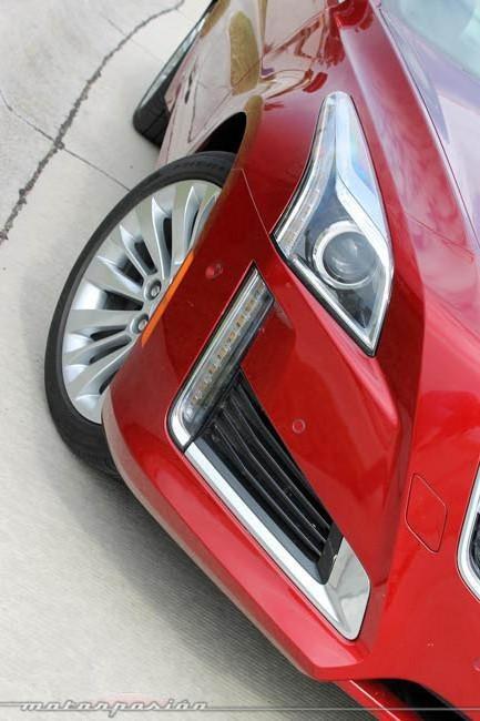 Foto de Contacto: Cadillac CTS (4/12)