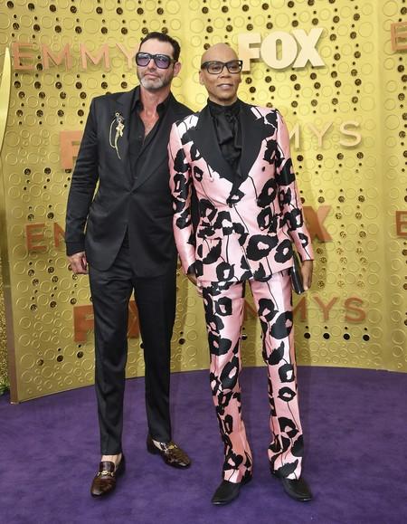 Premios Emmy 2019 Georges Lebar Y Rupaul