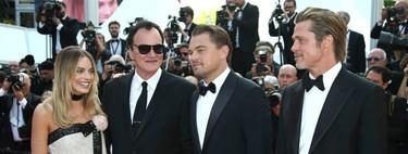 La premiere de 'Once Upon a Time in Hollywood' nos deja una de las alfombras rojas más espectaculares del Festival de Cannes 2019