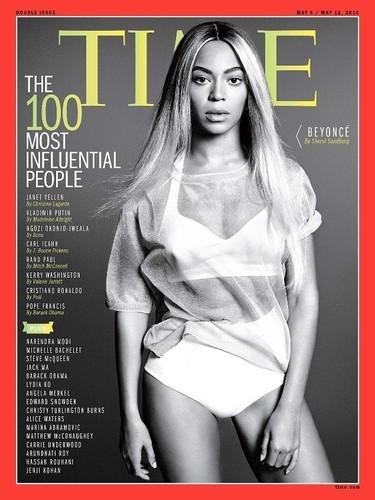 Si Lupita Nyong'o es la más guapa... Beyoncé es de las más influyentes