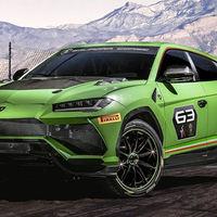 Lamborghini Urus ST-X Concept, el SUV italiano llegará al mundo de las carreras con su propio campeonato