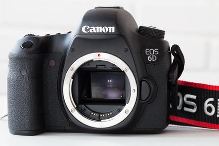 Canon EOS 6D, análisis
