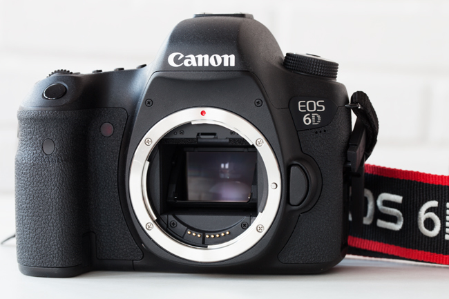 Canon 6D Frontal