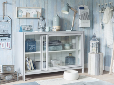 Decoesfera decoraci n muebles e interiorismo ideas - Objetos decorativos salon ...