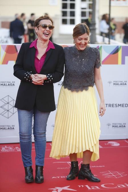 Peor Vestidas Festival De Malaga 2019 4
