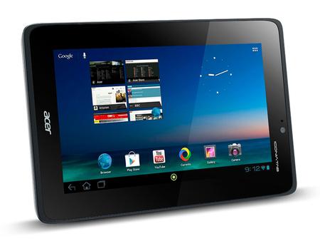 Acer Iconia Tab A110, una más a las 7 pulgadas