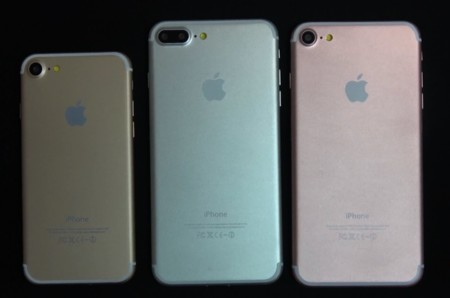 Nuevos iPhone 7