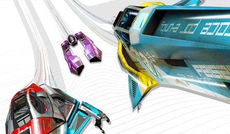 La velocidad en PS4 tiene nombre:  WipEout Omega Collection [PSX 2016]