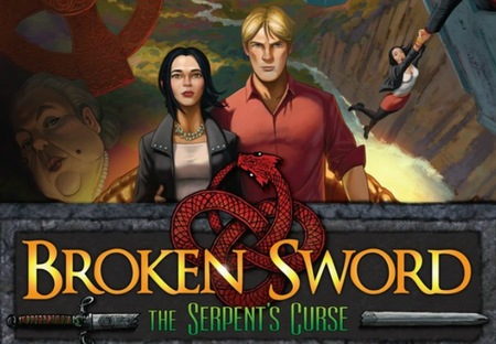 Revolution Software está desarrollando 'Broken Sword - The Serpent's Curse' y busca financiación en Kickstarter