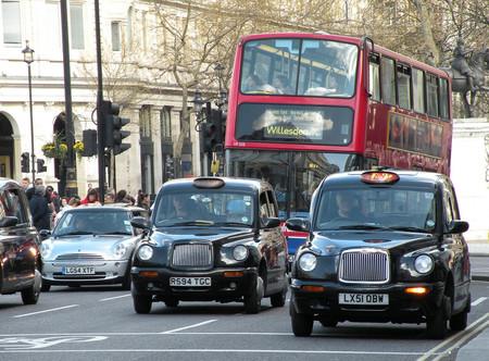 Londres congestin charging zone